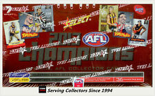 2013 Select AFL Champions Trading Card Factory Box (36 packs)-1st Caricature