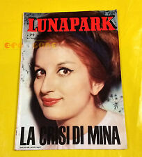 LUNA PARK 1966 n. 22 Mina, Johnny Dorelli, Totò, Lauren Bacall, Masiero