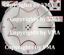 ENTERPRISE 1701 1:537 LED LIGHTING KIT STAR TREK AMT POLAR LIGHTS