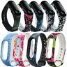 Soft Silicone Band Strap Bracelet Wristband For Xiaomi Mi Band Miband 3 Watch