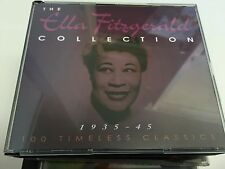 The Ella Fitzgerald Collection 1935-45, 0824046704827 4 CD SET