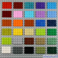 LARGE RANGE OF ORIGINAL LEGO DECORATED SQUARE TILES