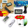 HOT Aquarium Thermometer LCD Digital Aquarium Wassertemperatur Marine Reptile