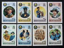 Timbre MONTSERRAT - Yvert et Tellier n°600 à 607 n** Mnh (Cyn31) Stamp