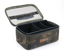 Fox NEW Carp Fishing Camo Lite CamoLite Rigid Lead and Bits Bag CLU312