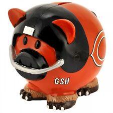 NFL Football Sparschwein Piggy Bank CHICAGO BEARS Thematic Spardose neu OVP