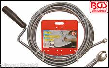 BGS - Werkzeug - Pipe, Drain Cleaning Spiral - 5 Meter x 10 mm - 1992