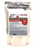 AAKG 250g (8.8 oz) Pure L-Arginine Alpha Ketoglutartate Powder Nitric Oxide