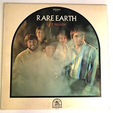 Get Ready by Rare Earth (Vinyl, 1969 Motown Records); RS 507