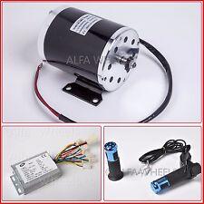 500 Watt 24V electric 1020 motor kit w Reverse Control box+Throttle w Switch