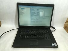 """Dell Latitude E5500 Core 2 Duo T7250 2.00 GHz 2 GB Ram 15.4"""" Boots- FT"""
