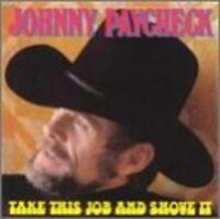 Take This Job & Shove It Johnny Paycheck  Format: Audio Cassette NEW