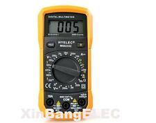 MS8233C LCD Digital Multimeter DMM AC DC Voltage Detector Backlight