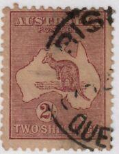 Australia,Scott#99-1,2 sh,wmk.203,used,Scott=29