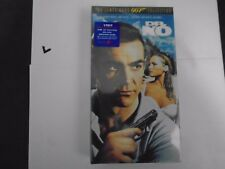 DR. NO - THE JAMES BOND OO7 COLLECTION VHS NEW  027616540638