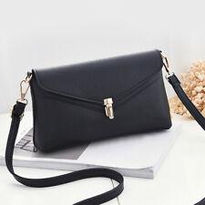 Prevalent Women Hasp Handbags Crossbody Bag Leather Ladies Shoulder Crossbody