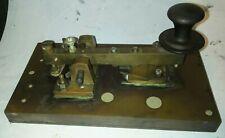 Radio Communication Code Straight Keys for sale | eBay