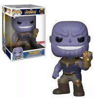 "POP! Marvel: Avengers Infinity War - 10"" Thanos Figure 308 NEW"