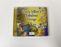 UNCLE ALBERT'S FABULOUS VOYAGE PC GAME CD ROM WINDOWS 95 98 ME MAC