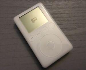 Apple iPod Classic 3rd Generation 40GB