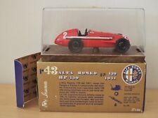 1/43 Scale Brumm Oro Diecast Model R43 1951 Alfa Romeo GP159, HP450, SUPERB