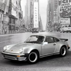 1974 Porsche 911 Turbo 3.0 1:24 Scale Die-cast Highly Detailed Model Car Welly