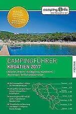 Campingführer Kroatien 2017 (2016, Taschenbuch)
