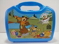 Vintage Yogi Bear Whirley Drink Works Lunch Box
