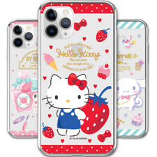 Hello Kitty Friends Happiness Clear Jelly Case iPhone 6/6S iPhone 6/6S Plus Case