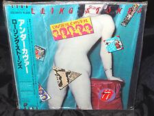 Rolling Stones Undercover Sealed Vinyl Record Lp Japan 1984 Orig ESS 91070