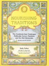 Nourishing Traditions 2nd Edition by Mary Enig, Sally Fallon Paperback WT21209