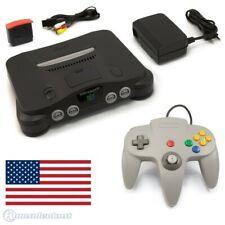 N64 / Nintendo 64 - Konsole + Controller + Expansion Pak + Zub. US
