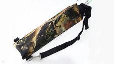 Camo hunting bag Outdoor Archery Bow Arrow Holder Archery Quiver Bag arrow bag