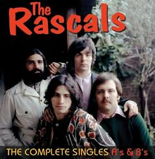 The Rascals The Complete Singles A's & B's (2 CD) Pop Rock