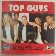 """Top Guys – Nothin' To Lose (Vinyl, 12"""", Maxi 45 Tours, Green Clear Vinyl)"""