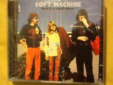 SOFT. MACHINE.  2 CDs.  ANTHOLOGY. -    MAN. IN. A. DEAF. CORNER.
