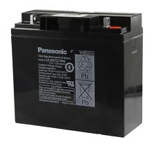 PANASONIC Blei Gel Accu 12V 17Ah LC-XD1217PG APC RBC7 Aku Acku Battery Bateria