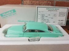 Danbury Mint HIROHATA MERC - George Barris Custom 1951 Mercury 1:24 w/ Title