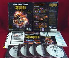 Wing Commander: The Kilrathi Saga - Origin 1996