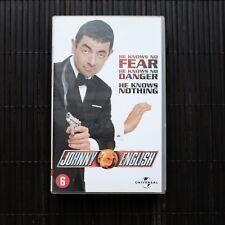 JOHNNY ENGLISH - VHS