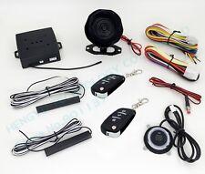 New listing Pke car alarm system push start stop button,passive keyless entry Hy-904 Rm5