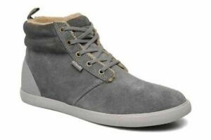 NEW CLARKS TORBAY ARTIC HI TOP SOFT SUEDE BOOTS SIZE 6