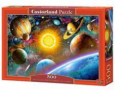 Castorland Outer Space Jigsaw Puzzle 500 pièces, Multi-couleur