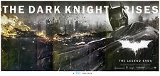 THE DARK KNIGHT RISES - ORIGINAL INDIAN POSTER - VERY RARE