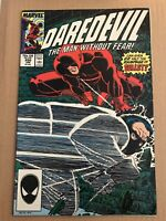 DAREDEVIL #250 THE MAN WITHOUT FEAR 1987 MARVEL COMICS