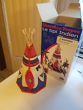 Papo cherokee indian teepee TV238