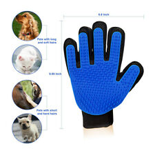 Hair Removal Cleaning Glove Grooming Mit Groomer Brush Tool for Pets Cats Dogs