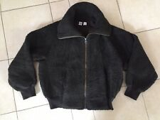 uniqlo jacket men Fleece Jacket Military Workwear Style Large Menswear Japan