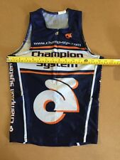 Champion System Mens Tri Top Size Extra Small Xs (4850-37)