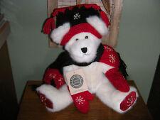 "Boyds Bears Plush Bear 2000 ~14"" Sergei Bearskov~ Archive Collection"